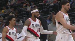 Utah Jazz - Portland Trail Blazers