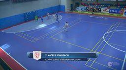 Najładniejsze gole 33. kolejki Futsal Ekstraklasy