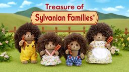 Treasure of Sylvanian Families