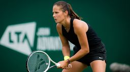Skrót meczu Jelena Ostapenko - Daria Kasatkina