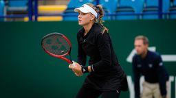 Skrót meczu Jelena Ostapenko - Elena Rybakina