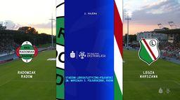 Radomiak Radom – Legia Warszawa
