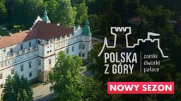 Polska z góry. Zamki, dworki, pałace - Sezon 2