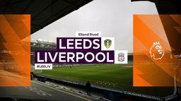 Skrót meczu Leeds - Liverpool