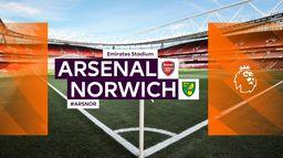 Skrót meczu Arsenal - Norwich