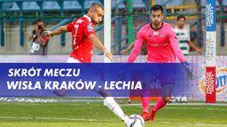 Skrót meczu Wisła Kraków - Lechia