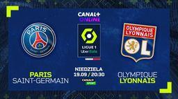 Paris Saint-Germain - Olympique Lyonnais