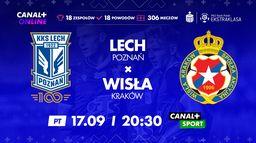 Lech Poznań - Wisła Kraków