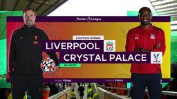 Liverpool FC - Crystal Palace