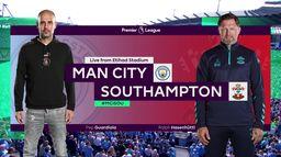 Manchester City - Southampton FC