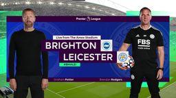 Brighton - Leicester City
