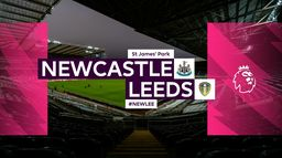 Skrót meczu Newcastle - Leeds
