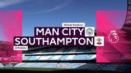 Skrót meczu Manchester City - Southampton
