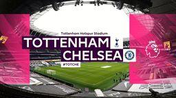 Skrót meczu Tottenham - Chelsea