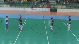 Skrót meczu Construct Lubawa - LSSS Team Lębork