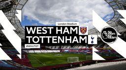 Skrót meczu West Ham - Tottenham