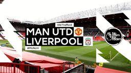Skrót meczu Manchester Utd - Liverpool