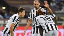 Juventus FC - US Sassuolo Calcio