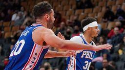Philadelphia 76ers - Detroit Pistons