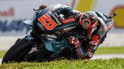 Quartararo ne s'attendait pas au maintien du GP de France