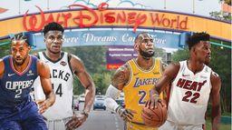 Le buzz dans la bulle NBA