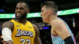 NBA Finals: LA Lakers - Miami Heat
