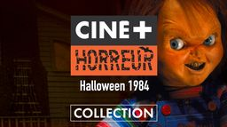 Ciné+ ouvre son vidéo-club Halloween 84