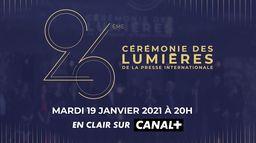 26e cérémonie des Lumières 2021 : les nominations annoncées