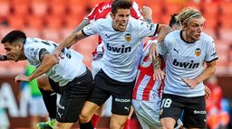 LaLiga Santander: ważny mecz Valencii