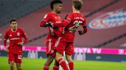 Bundesliga w środku tygodnia
