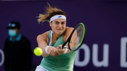 Walka o finał turnieju WTA 500 w Abu Dhabi