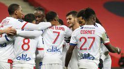 Marseille piétine, Lyon culmine