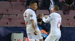 Mbappé punit le Barça