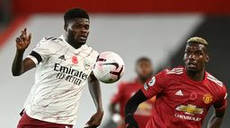 Mecz Arsenalu z Manchesterem United hitem 21. kolejki Premier League
