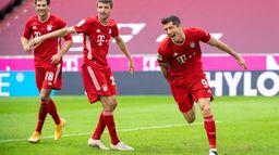 Bundesliga: Bayern w drodze po kolejny tytuł