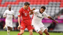Bundesliga: szlagier we Frankfurcie