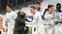 Lyon grimace, Marseille sourit