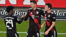 Bundesliga: 26. kolejka