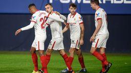 LaLiga: ważna próba Atletico w Sewilli, Barca i Real w pościgu