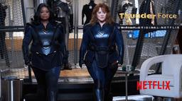 THUNDER FORCE : du rire, des lasers bleus, et même du féminisme !
