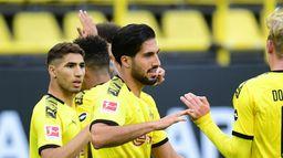 Bundesliga: Borussia w pogoni za Ligą Mistrzów