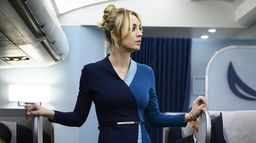 The Flight Attendant, very bad trip pour Kaley Cuoco en hôtesse de l'air