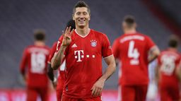Bundesliga: Robert Lewandowski w pogoni za Gerdem Muellerem