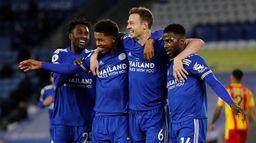 Leicester City. Dali się wypchnąć z Top Four