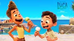 LUCA, la bromance de Pixar qui sent bon la dolce vita