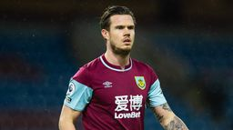 Burnley: dźwignęli się, gdy wrócił kapitan