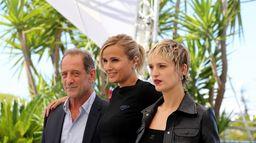 Parcours du film TITANE - Cannes 2021