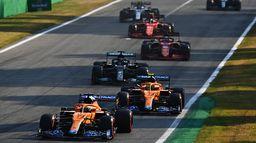 Doublé de McLaren à Monza