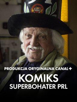 Komiks. Superbohater PRL