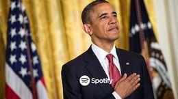 La playlist de Barack Obama, Président des playlists